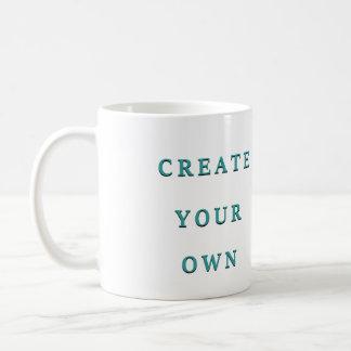Mug Faites votre propre fait sur commande