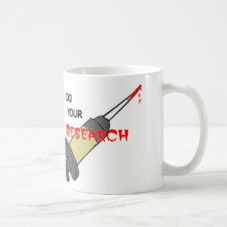 Mug Faites votre recherche
