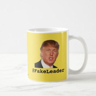 Mug #FakeLeader - atout
