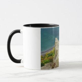 Mug Falaises de craie sur l'île Ruegen