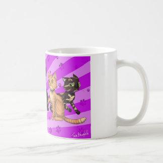 Mug Famille de chat