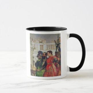 Mug Famille de Darius avant Alexandre le grand