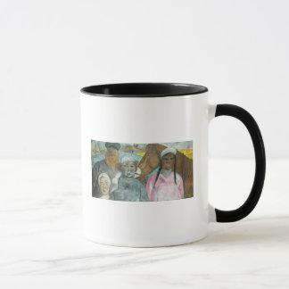 Mug Family rurale, 1923