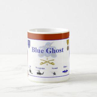 Mug Fantôme bleu