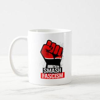 Mug Fascisme de fracas -