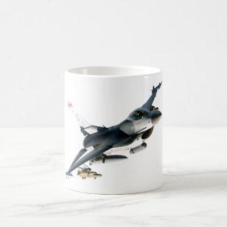 Mug Faucon F-16 de combat