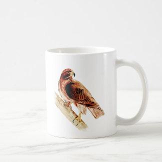 Mug Faucon rouge de queue