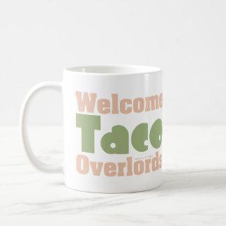 Mug Faux atout de suzerains bienvenus de taco