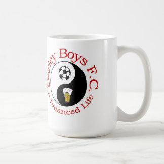 Mug FC de garçons d'orge - une vie équilibrée