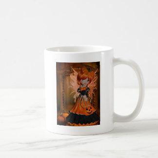 Mug Fée de citrouille de Halloween