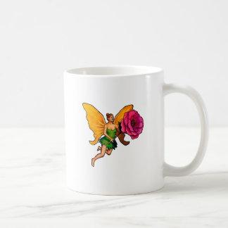 Mug Fée et fleur