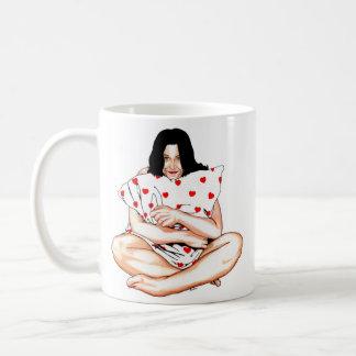 Mug Feeling Cozy [left handed]