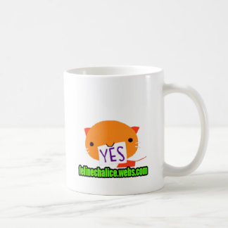 Mug felinechalice oui