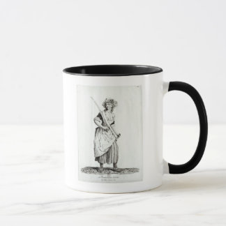 Mug Femelle Sans-Culotte, 1792