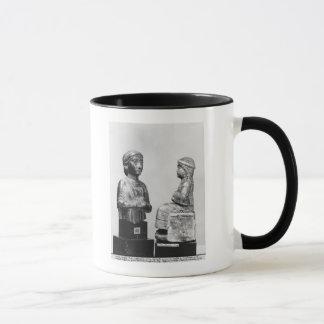 Mug Femme avec le châle