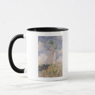 Mug Femme de Claude Monet | avec le parasol tourné