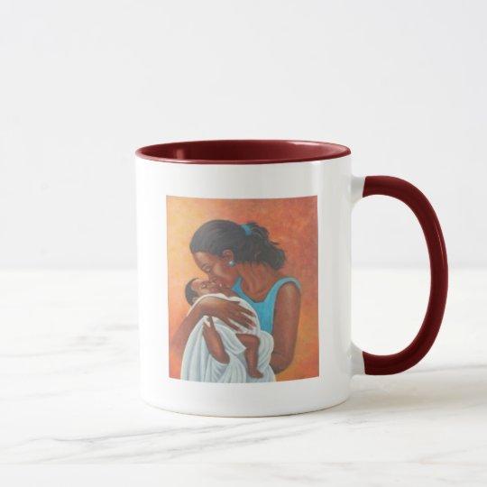 Mug Femme des îles