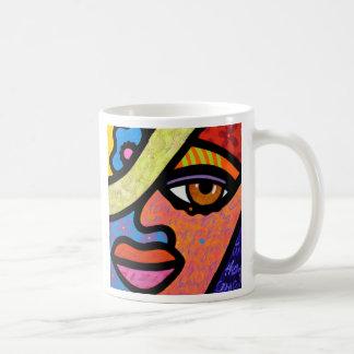 """Mug """"Femme douce de ville """""""