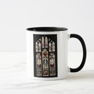 Mug Fenêtre dans la cathédrale de Worcester, XVème