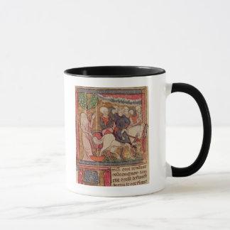 Mug Ferdinand de compte du Portugal de la Flandre