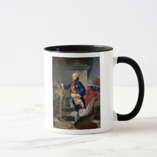 Mug Ferdinand IV, roi de Naples