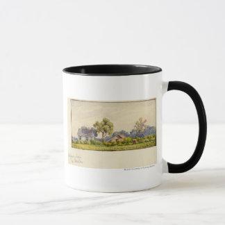 Mug Ferme de la Californie, près de Stockton