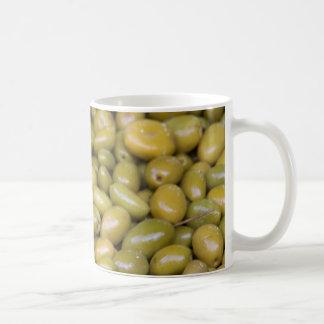 Mug Fermez-vous des olives vertes