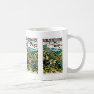 Mug ~ ferroviaire Pays de Galles de Great Western