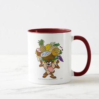 Mug Festin B/W 2 de thanksgiving de TAZ™