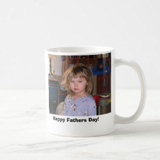 Mug fête des pères dérangée et heureuse !