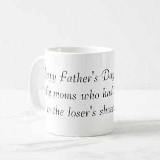Mug Fête des pères heureuse à la maman