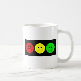 Mug Feu d'arrêt déprimé horizontal