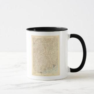 Mug Feuille de 31 Stamford