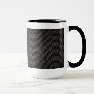 Mug Fibre de carbone
