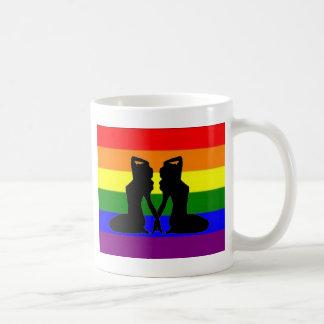 Mug Fierté lesbienne grecque