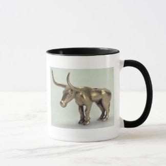 Mug Figure d'un taureau