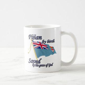 Mug Fijian par la naissance sauvée par la Grâce de