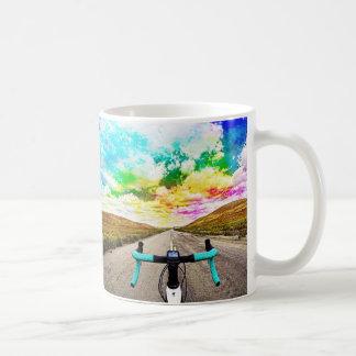 Mug Fikeshot classique avec un bruit de couleur