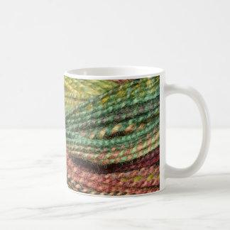 Mug fil vert de handspun