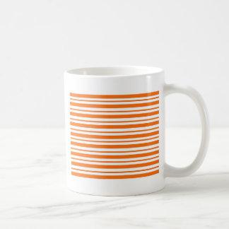 Mug Filet horizontal orange