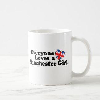 Mug Fille de Manchester