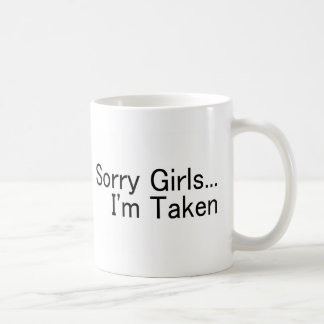 Mug Filles désolées Im pris