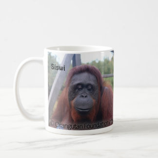 Mug Filles spéciales - orangs-outans femelles OFI