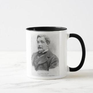 Mug Fin du 19ème siècle d'Alphonse Allais