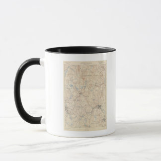 Mug Fitchburg, le Massachusetts