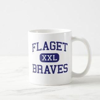 Mug Flaget - brave - haute - Louisville Kentucky