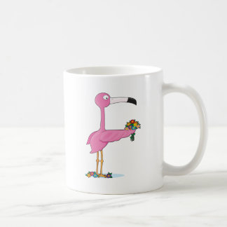 Mug Flamant animal d'alphabet