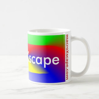 Mug Flamme colorée