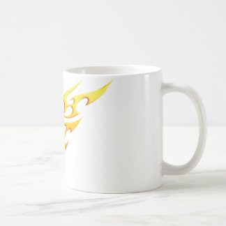 Mug Flamme du base-ball