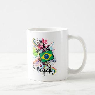 Mug Fleur Brésil